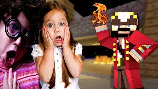 One of UnstoppableLuck's most viewed videos: Trolling 2 Annoying Girls on Minecraft (Minecraft Trolling & Griefing)