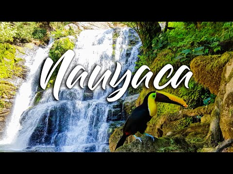 Cataratas de Nauyaca y el Tucán (Viaje a Costa Rica T2.Ep4)