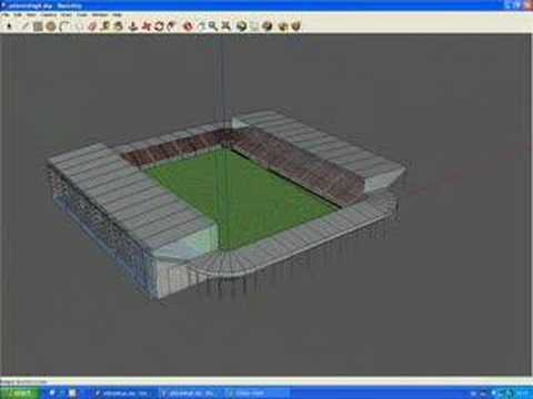 Expansion of a small stadium