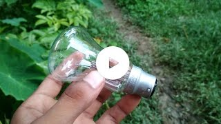 the great invent of Thomas Edison light bulb