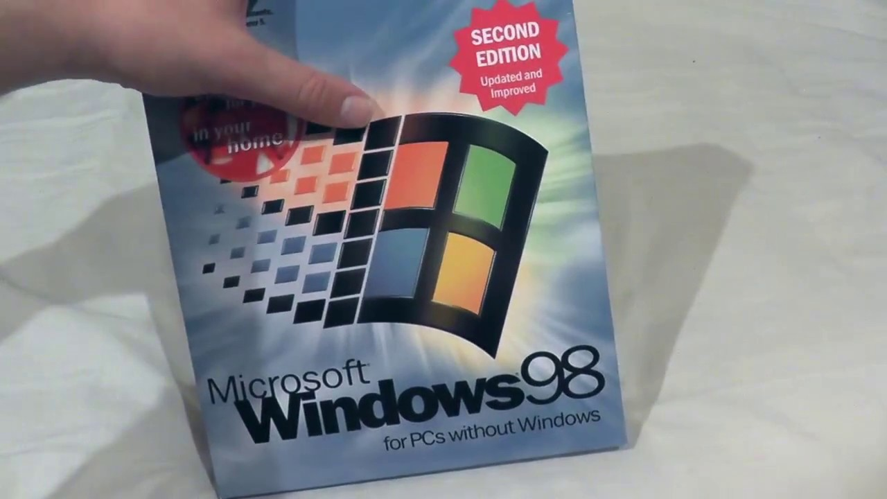 Difference between windows 98 and windows 98 second edition