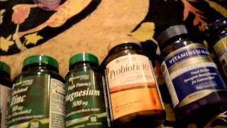 Supplements I used to help treat my Hidradenitis Suppurtiva