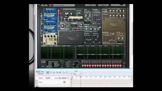 Reason 5 - 2 Minute Wub Wub Bass Tutorial (Wobble Bass) Free Patch Download