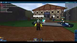 Roblox Lets Play: Flood Escape #1