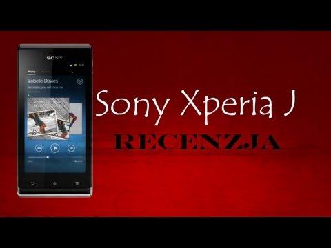 [Mobileo #31] Recenzja Sony Xperia J | Sony Xperia J Review