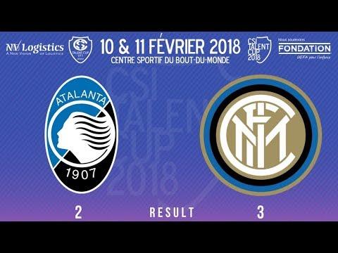 Atalanta Bergamo vs. Inter Milan - CSI Talent Cup