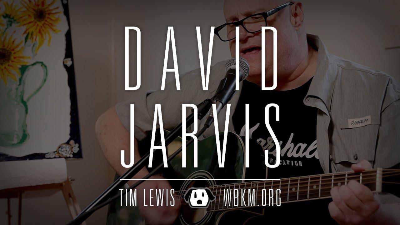 "David Jarvis ""Sunflower Street"" - Former Vermont Singer Songwriter Folk Rock Location Recording"