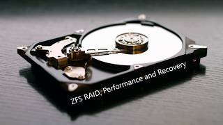 ZFS Raid, performance and recovery