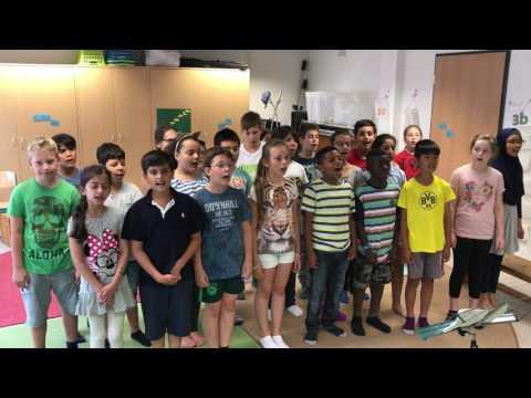 Klassenlied 4a - 2017