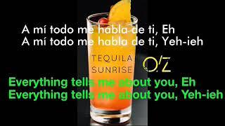 Cali Y El Dandee Alejandro Tequila Sunrise Sub. SPANISH Ingles.mp3