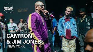 Cam'ron & Jim Jones | BR x Places+Faces - NYC