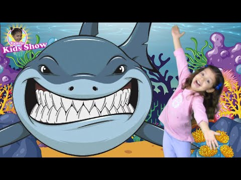 Baby Shark Original | Kids Songs and Nursery Rhymes | Animal Songs