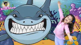 Baby Shark Original | Kids Songs and Nursery Rhymes | Animal Songs