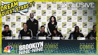 Brooklyn Nine-Nine Panel Highlight: Dream Guest Stars - Comic-Con 2019 (Digital Exclusive)