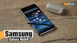 Samsung Galaxy Note8 — обзор смартфона