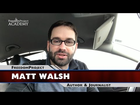 Matt Walsh Endorsement