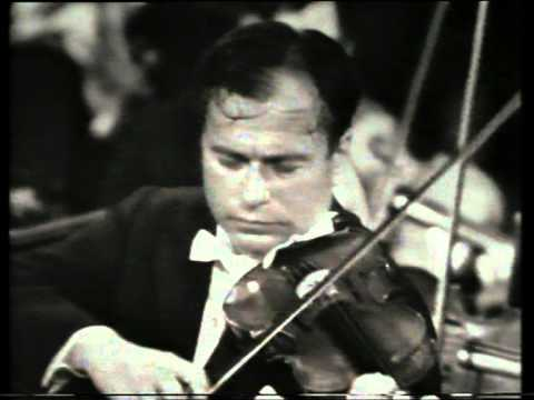 Henryk Szeryng,Czech Phil.,Brahms Concerto 3 Live Prague Spring