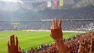 Adana Demirspor türübün şov