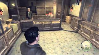 Mafia 2: Hidden Playboy Playmates in the Demo
