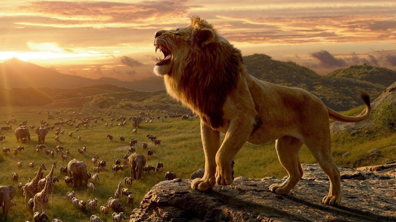 Lví král • CZ trailer & film o filmu • Falcon
