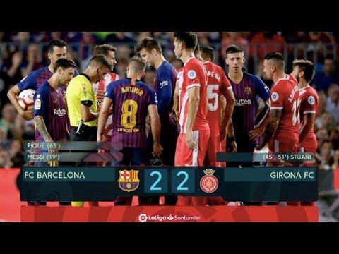 Barcelona vs Girona [2-2] - MATCH REVIEW
