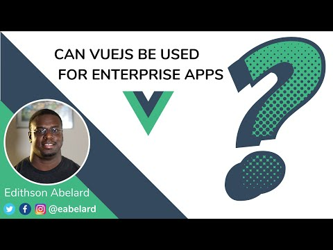 Can VueJS Be Used For Enterprise Apps thumbnail