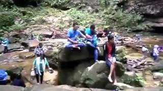 Wisata Air terjun Aek Martua, Rohul, Riau