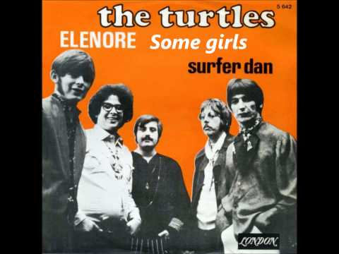 The Turtles- Some Girls