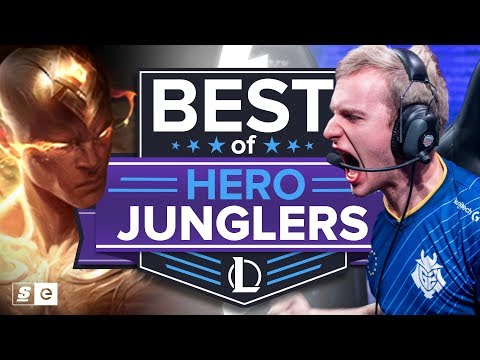 Hero Junglers: Best League of Legends Jungle Plays (and Fails) thumbnail