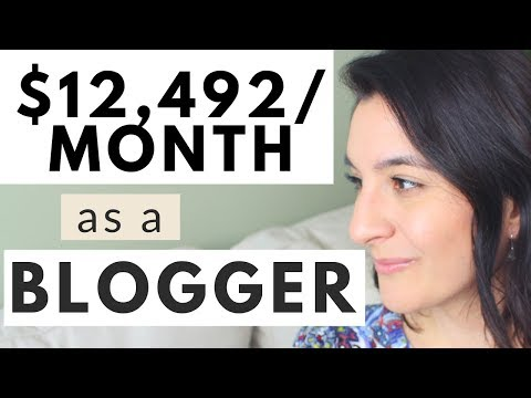 $12,492/MONTH BLOGGING ● THE SPECIAL INCOME & EXPENSES REPORT OF MY 3 YEAR ANNIVERSARY ● MARCH 2018