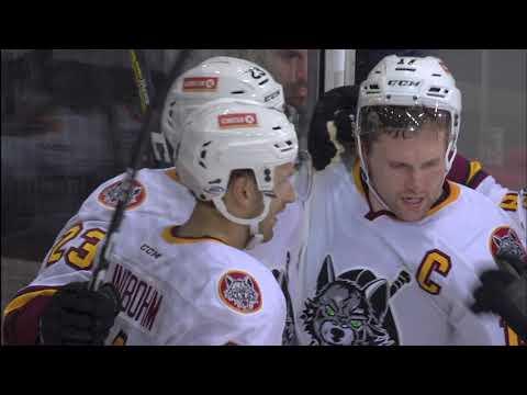 Game Highlights Nov. 25 Chicago Wolves vs. Rockford IceHogs