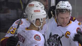 Game Highlights Nov. 25 Chicago Wolves vs. Rockford IceHogs