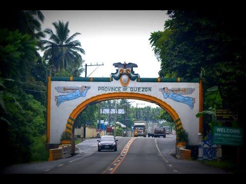 Vacation Philippines (PART 2) Quezon Province Lucena City