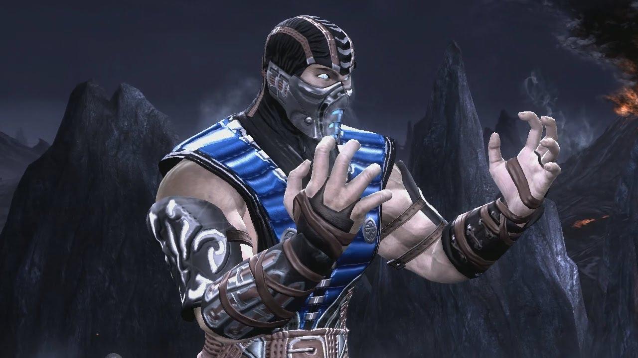 Mortal Kombat X - Sub-Zero Costume / Skin PC Mod *MK9 Komplete Edition* (HD) - YouTube