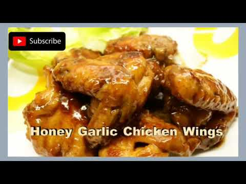 chicken-wings-(with-honey-&-garlic)-  joy's-homemade-recipe's
