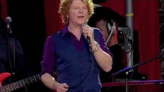 Simply Red - For Your Babies Live from Budapest June 27th 09