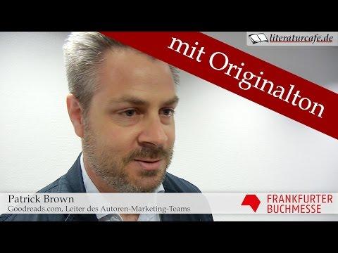 Goodreads und der deutsche Markt - Tag 3 mit Originalton - Frankfurter Buchmesse 2014