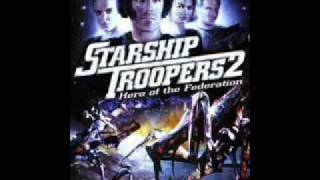 Starship Troopers 2 Soundtrack - Fed Net