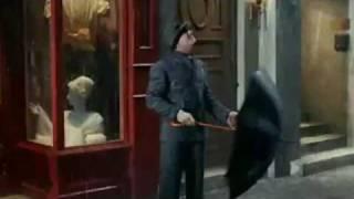 2D Effects Video advert George Sampson Singing rain remix Mint Royale