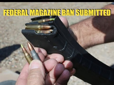 Federal Magazine Ban Introduced in the Senate