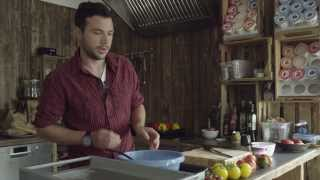 Tomaten-Brot-Salat - B2 Kamikaze Küche