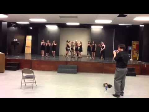 """Pittsburgh Civic Light Opera """"Mishmay"""" by A Chorus Line PPI"""