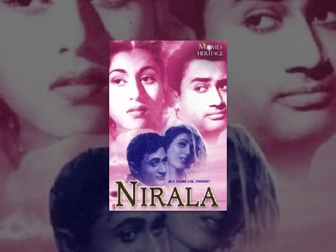 Nirala 1950  | Full Hindi Film | Dev Anand Madhubala.