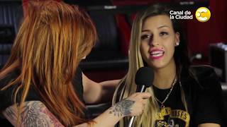 JACKITA EN MANDINGA TATTO TV