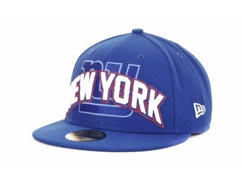 New York Giants 2012 Draft Cap 59FIFTY NFL Hat by New Era - YouTube 84aaeb3553d