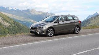 BMW 2 Active Tourer 2014 - видео-дополнение к тесту