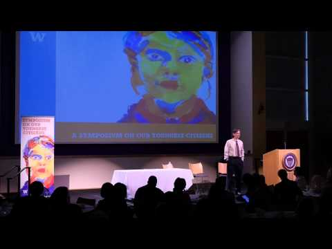 Symposium On Our Youngest Citizens: Alfie Kohn
