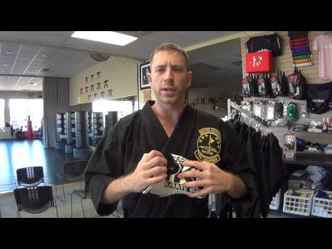 The Edge Martial Arts - Styles Of Sparring Gear