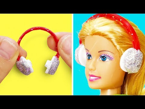25 AWESOME DOLL HACKS AND DIYs