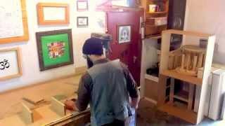 Building a custom bathroom cabinet